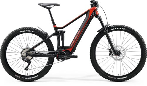 e bike bi ammortizzata Merida e-one forty 4000