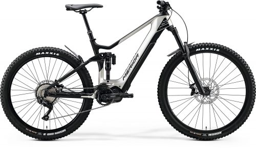 E bike bi ammortizzata Merida e-one sixty 5000