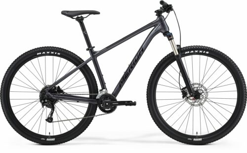 bici mtb merida big nine 100 antracite