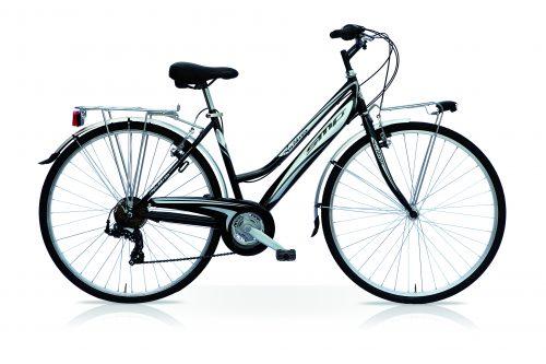 """Bici da donna city bike Smp Antares 28"""""""