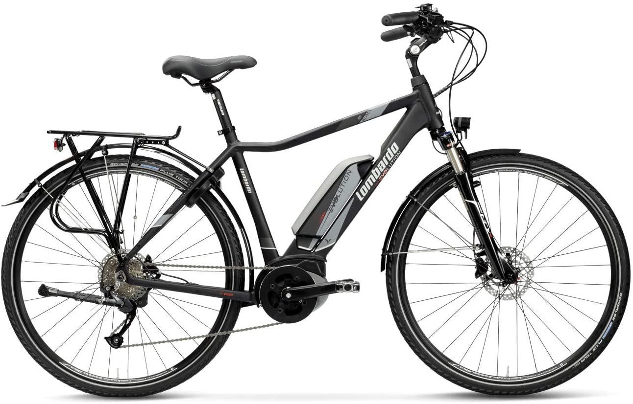 bici ebike citybike lombardo roma 6.0 man