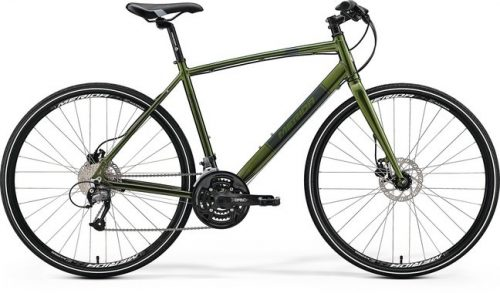 bici city bike Merica crossway urban 40