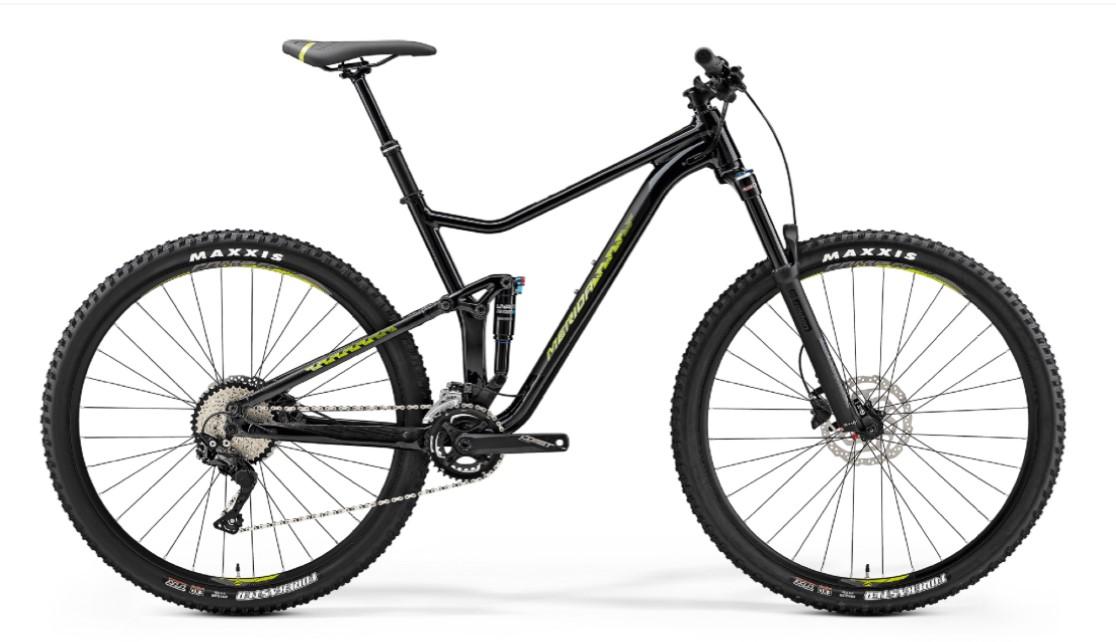 mtb mountail bike merida one-twenty 9.500