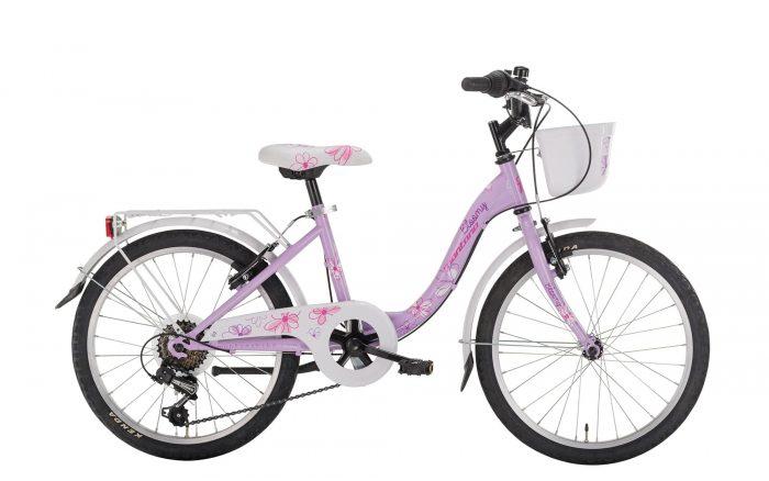 bici bambina lilla montana bloomy 20