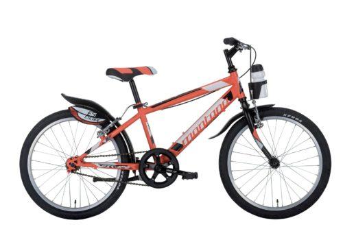 bici bimbo montana escape 20 rossa