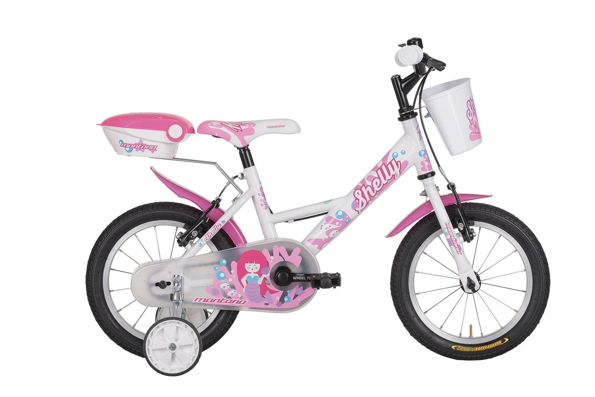 bici bambina Montana shelly 14