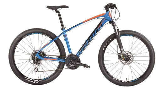 Mountain bike 27,5 ammortizzata montana urano