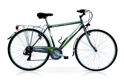 bicicletta da uomo city bike Smp Antares man 28