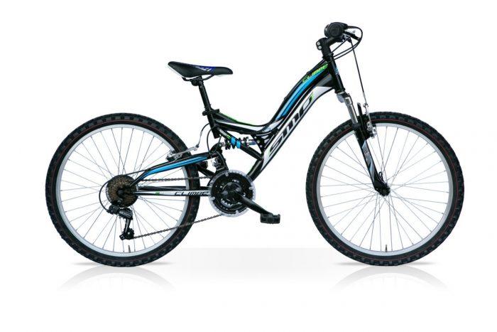 Bicicletta bambino 8 anni smp climb 24