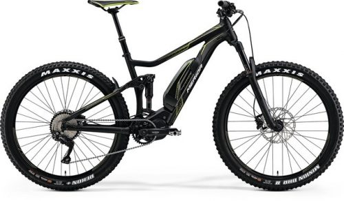 ebike trail Merida e-big nine 500