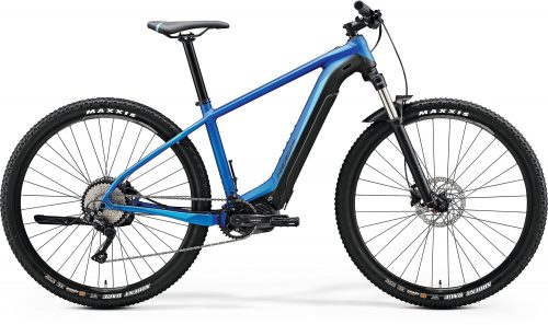 Ebike Merida E-big nine 400 ammortizzata