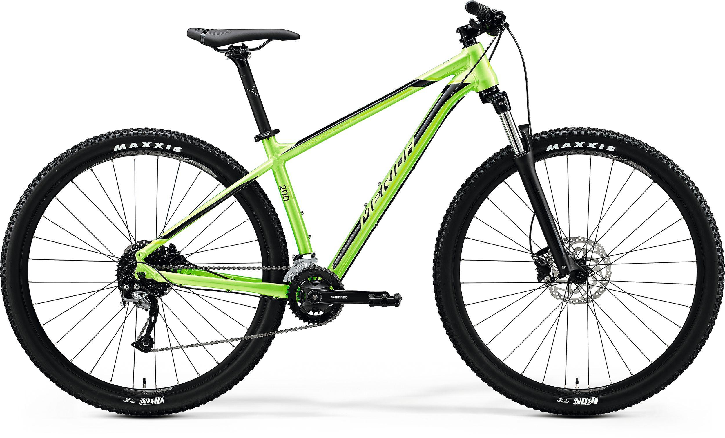 Mountain bike ammortizzata Merida bic nine 200