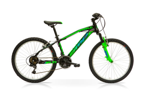 bici ragazzo sempion mud 24