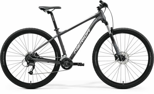 vélo vtt merida big nine 60 2x anthrancite