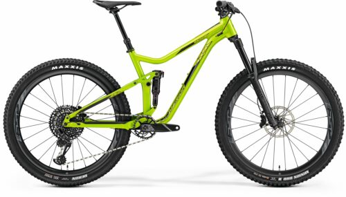 bici mtb merida one forty 900