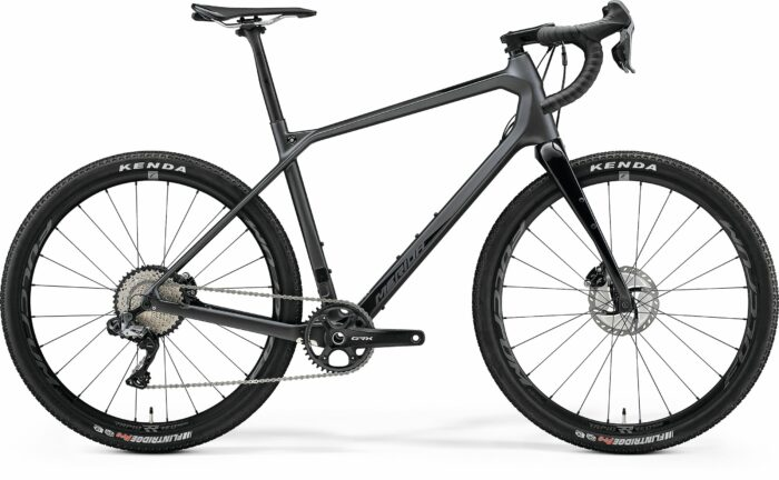 bici gravel merida silex + 8000 E