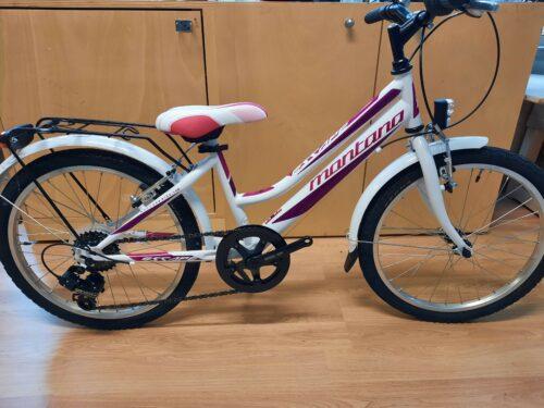 vélo fille montana escape 20 city