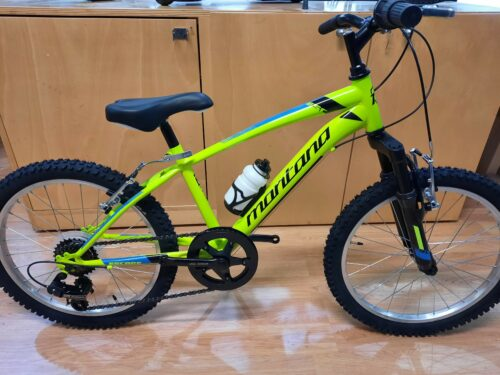 bici bimbo montana escape 20 ammortizzata