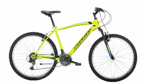 bicicletta mtb montana-escape-24-gialla